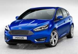 FORD Focus 1.0 Ecoboost Trend 100