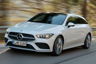 MERCEDES-BENZ Clase CLA Shooting Brake 200