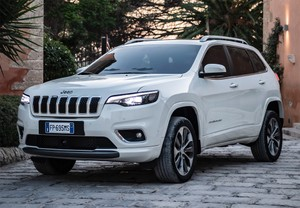 JEEP Cherokee 2.2 Limited FWD 9AT