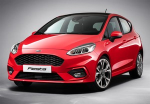 FORD Fiesta 1.0 EcoBoost S/S Active Lux Edition 100