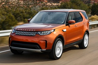 LAND-ROVER Discovery 3.0 I6 Standard Aut.