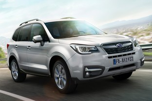 SUBARU Forester 2.0i Executive CVT