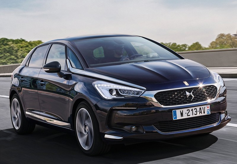 DS5 2.0BlueHDi S&S Sport EAT6 180