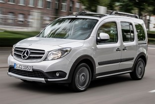 MERCEDES-BENZ Citan Tourer 109CDI Plus