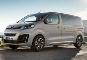 CITROEN SpaceTourer M1 BlueHDI S&S M Dangel 4x4 150