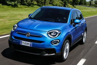 FIAT 500X 1.6Mjt S&S City Cross 4x2 88kW