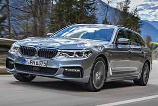 BMW Serie 5 520dA Touring xDrive