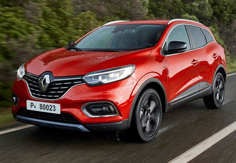 Kadjar 1.3 TCe GPF Business 103kW