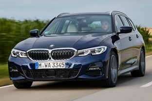 BMW Serie 3 320dA xDrive Touring