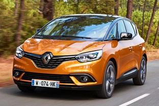 RENAULT Scénic 1.3 TCe GPF Limited 103kW