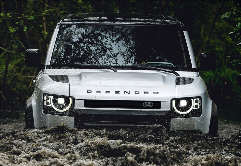 Defender 90 2.0 Si4 S AWD Aut.