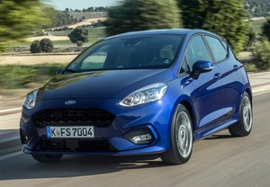 FORD Fiesta 1.0 EcoBoost S/S Active 125