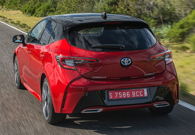 Corolla 125H Active Tech