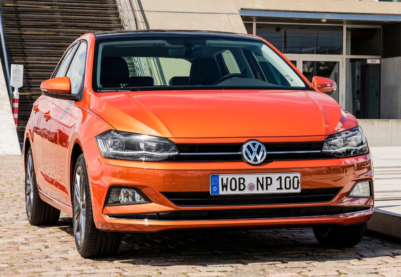 Polo 1.0 Edition 59kW