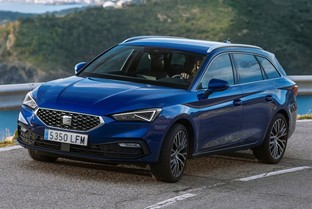 SEAT León ST 1.5 TSI S&S Style Launch Pack con Navegador 130