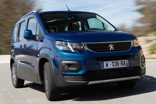 PEUGEOT Rifter 1.5BlueHDi S&S Long Allure 130