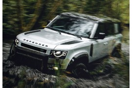 Land-Rover Defender