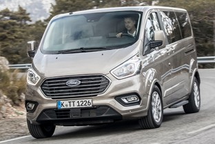 FORD Tourneo Custom Grand 2.0 EcoBlue Trend 130