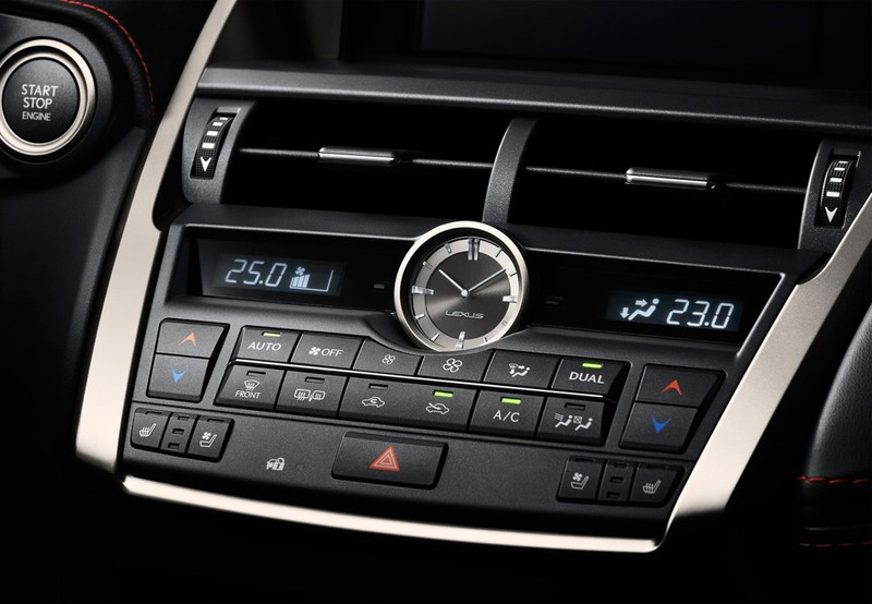 NX 300h Executive Navigation 4WD