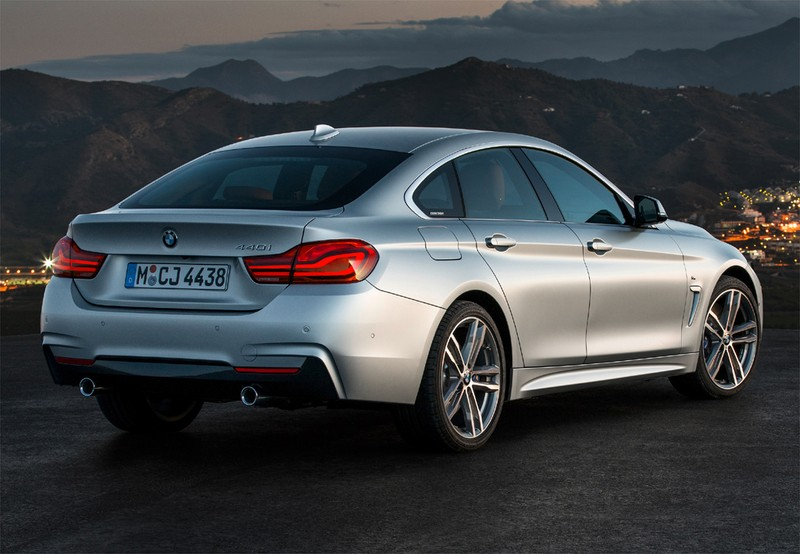 420dA Gran Coupé xDrive