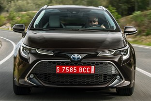 TOYOTA Corolla Touring Sports 125H Active Tech