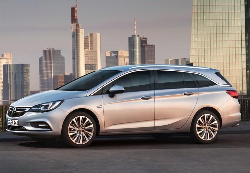 Astra ST 1.6CDTi S/S Excellence 160