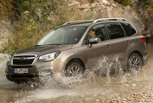 SUBARU Forester 2.0i Hybrid Executive Plus CVT