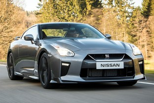 NISSAN GT-R 3.8 V6 570 Track Edition by NISMO Aut.