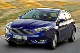 FORD Focus Sportbreak 1.5Ecoblue Trend+