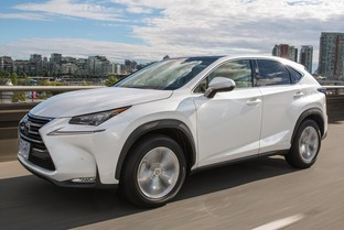 LEXUS NX 300h Business Navigation 2WD