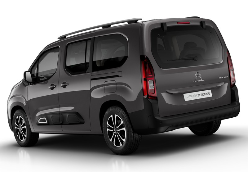 Berlingo BlueHDi S&S Talla M Shine 100