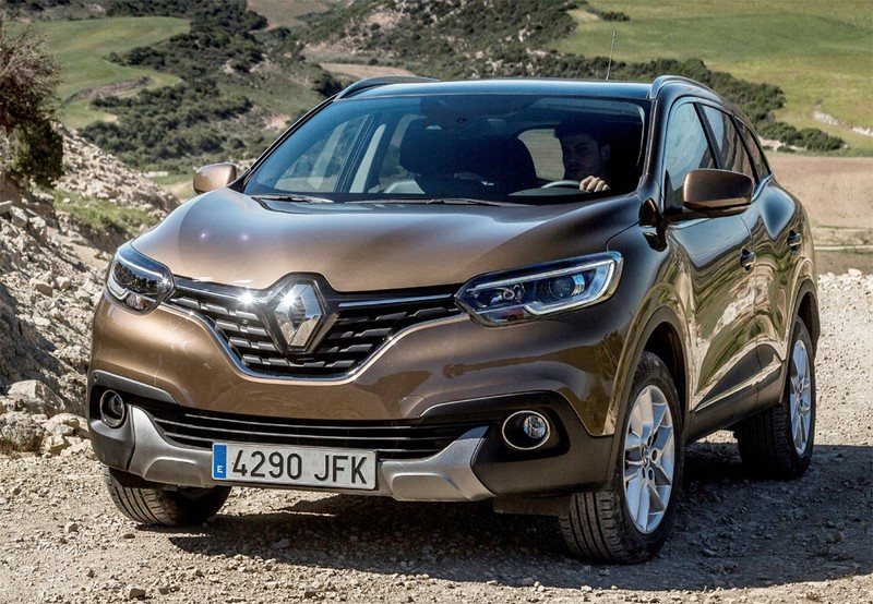 Kadjar 1.5dCi Energy Business 81kW