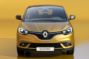RENAULT Scénic 1.3 TCe GPF Black Edition 117kW