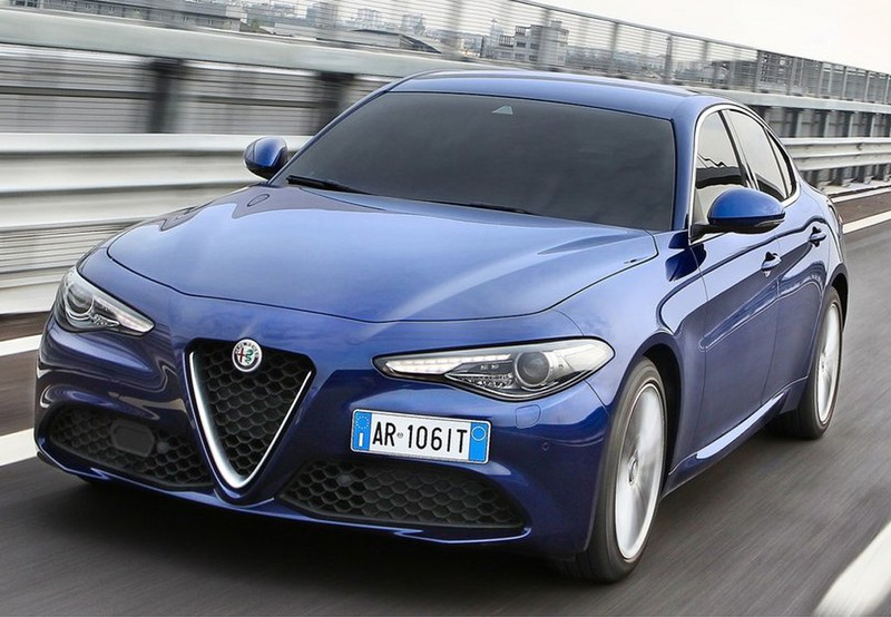 Giulia 2.2 Diesel Executive Aut. 190