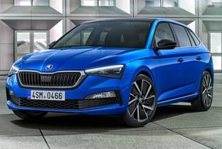SKODA Scala 1.5 TSI Ambition 110kW