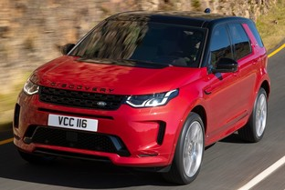 LAND-ROVER Discovery Sport 2.0TD4 R-Dynamic SE AWD Auto 180