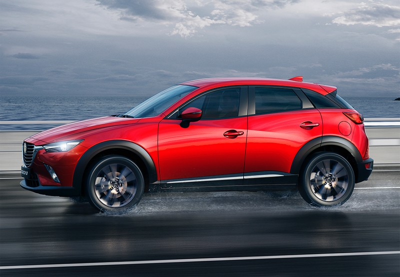 CX-3 2.0 Skyactiv-G Evolution Design 2WD 89kW