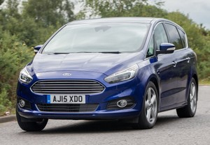 FORD S-Max 2.0TDCi Panther Trend 120