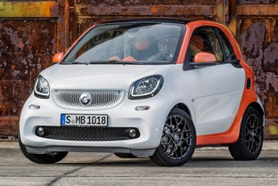 SMART Fortwo Coupé 52 Perfect