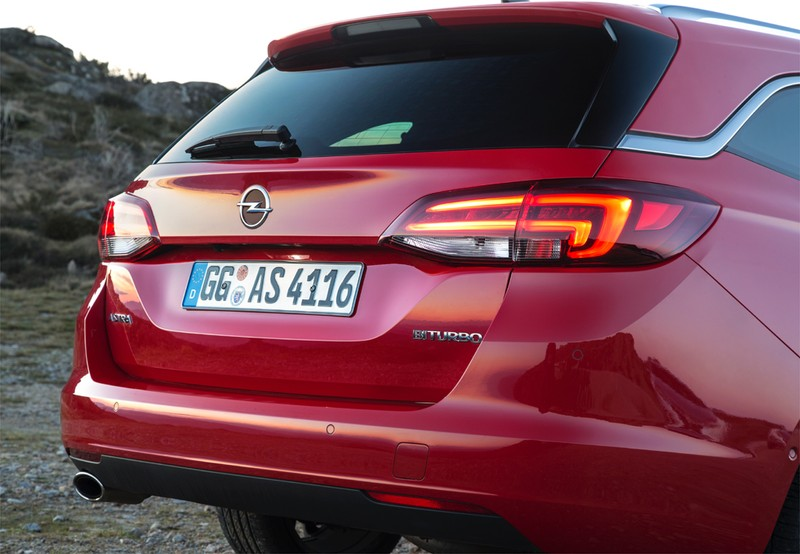 Astra ST 1.4T S/S Excellence 150