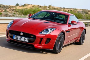 JAGUAR F-Type Coupé 3.0 V6 340