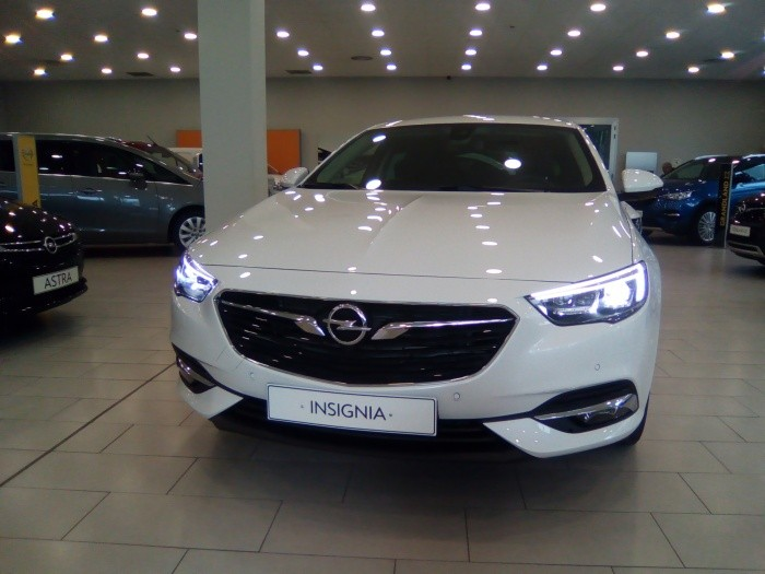 Insignia 1.5 T XFT S&S Innovation 165