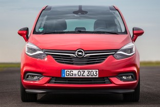OPEL Zafira 1.4 T S/S Excellence 140