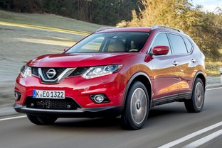 NISSAN X-Trail 1.3 DIG-T N-Connecta 4x2 DCT 7 pl.