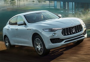 MASERATI Levante GranSport S Aut.