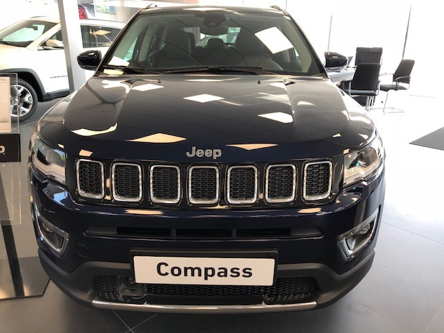 Compass 1.4 Multiair Limited 4x2 103kW