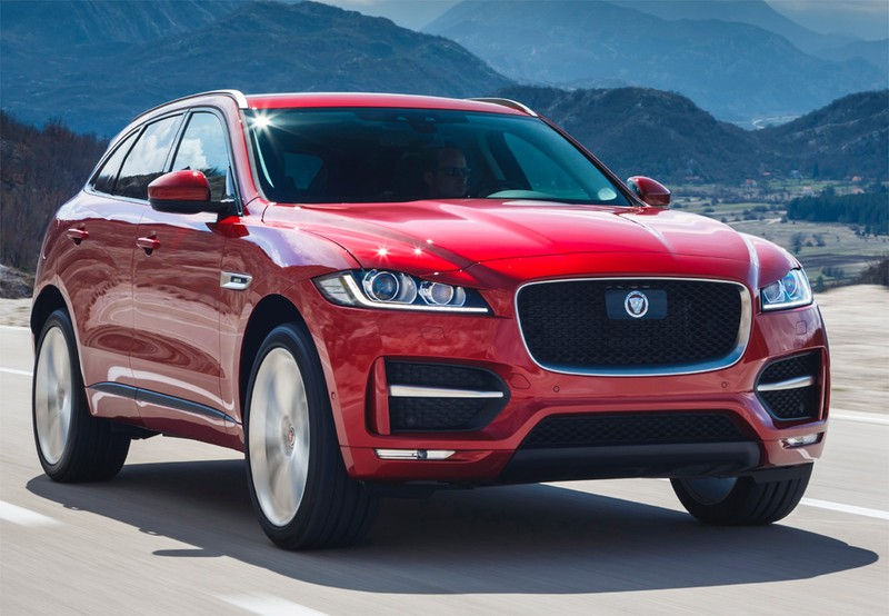 F-Pace 2.0 i4 Pure Aut. AWD 250