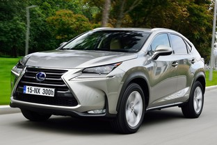 LEXUS NX  2.5 300h Executive Navigation