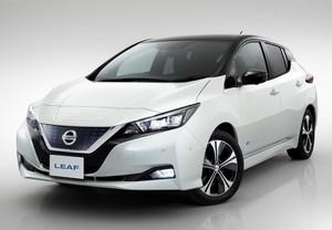 NISSAN Leaf 40 kWh N-Connecta
