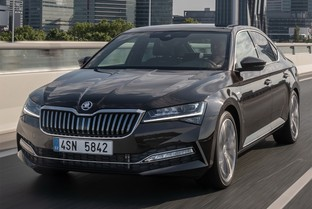 SKODA Superb 1.5 TSI Active